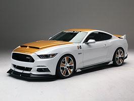 Hurst Kenne Bell R-Code Mustang: 750 koní pod zlatou kapotu: titulní fotka