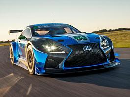Lexus LC 500, GS F a RC F odhalují své divoké rysy: titulní fotka