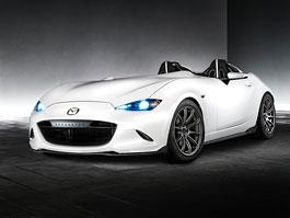 Mazda MX-5 Speedster Evolution a MX-5 RF Kuro sází na muší váhu: titulní fotka