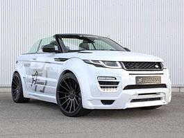 Hamann rozšiřuje a snižuje Range Rover Evoque Convertible (+video): titulní fotka