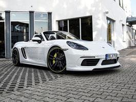TechArt začíná odhalovat své úpravy pro Porsche 718: titulní fotka