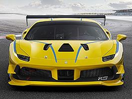 Ferrari představuje 488 Challenge, první turbo pro značkový pohár: titulní fotka