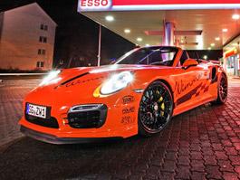 Wimmer RS nabízí 840 koní pro Porsche 911 Turbo S: titulní fotka