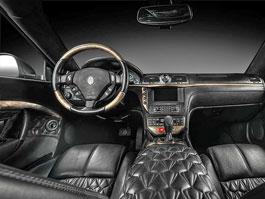Maserati GranTurismo s nadčasovou elegancí v interiéru: titulní fotka