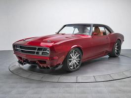Extrémní 1967 Chevrolet Camaro má přes 630 koní: titulní fotka