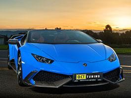 Lamborghini Huracán Spyder od O.CT Tuning může mít přes 800 koní: titulní fotka