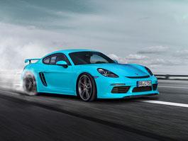 TechArt představuje své úpravy pro Porsche 718 Boxster a Cayman: titulní fotka