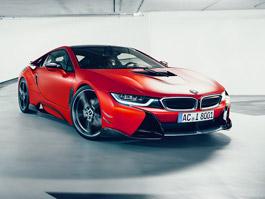BMW i8 od AC Schnitzer pro Ženevu (+video): titulní fotka