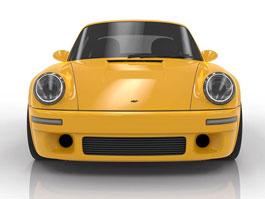 RUF CTR je karbonový supersport s vizáží klasického Porsche 911: titulní fotka