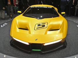 Fittipaldi EF7 Vision Gran Turismo by Pininfarina nabízí skutečné i virtuální svezení: titulní fotka