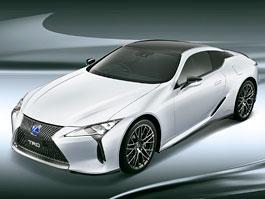 Lexus LC: S továrním aerokitem vypadá skoro jako LFA: titulní fotka