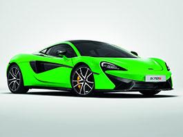 McLaren nabízí nové doplňky pro ochranu a individualizaci modelů rodiny Sports Series: titulní fotka
