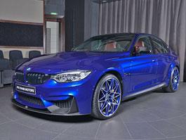 BMW M3: Je libo modrou San Marino a výfuky od Akrapoviče?: titulní fotka