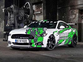 Schropp Tuning SF600R je pořádně ostrý Ford Mustang: titulní fotka