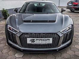Prior Design trošičku víc rozšiřuje Audi R8 Coupé: titulní fotka