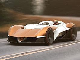 Chevrolet Monza SS: Designér oživuje známé jméno: titulní fotka