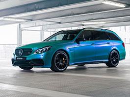 Mercedes-Benz E 63 AMG S kombi ohromuje svým vzhledem i výkonem: titulní fotka
