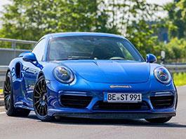 Blue Arrow je nejrychlejší Porsche 911 Turbo S: titulní fotka