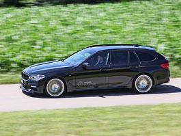 BMW 540i xDrive Touring po zákroku Dähler Design & Technik GmbH: titulní fotka