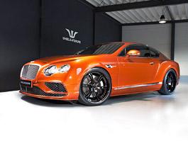 Bentley Continental GT Speed od Wheelsandmore se pyšní výkonem přes 700 koní: titulní fotka