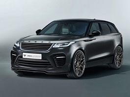 Range Rover Velar od Urban Automotive: Uhlíková agrese: titulní fotka