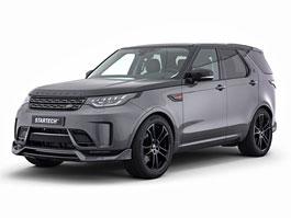 Startech si vzal na mušku nový Land Rover Discovery: titulní fotka