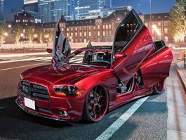 Dodge Charger může mít dveře jako Lamborghini a rovnou dva páry: titulní fotka