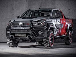 Toyota Hilux Hilly Pickup Design: Carlex ladí už i užitkáče!: titulní fotka