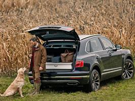Bentley Bentayga Field Sports By Mulliner cílí na lovce a sportovní střelce: titulní fotka