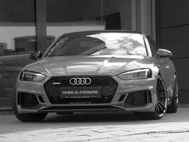 WheelsAndMore nabízí ladění Audi RS 5 Coupé až na 520 koní: titulní fotka