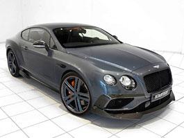 Startech si pohrál s exteriérem i interiérem Bentley Continental GT: titulní fotka