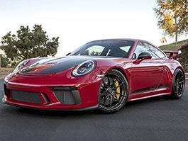 Vorsteiner decentně vylepšil Porsche 911 GT3: titulní fotka
