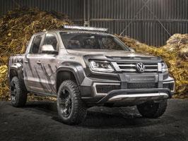 Carlex udělal z Volkswagenu Amarok drsnější off-road: titulní fotka