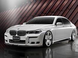 BMW 7 Black Bison od Wald: Sedma z Japonska vypadá jako Toyota Prius: titulní fotka