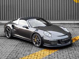 Porsche 911 Targa 4 GTS může být od 911 GT3 RS téměř k nerozeznání: titulní fotka