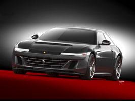 Ares Design chce oživit velké cestovní Ferrari 412 s technikou GTC4 Lusso: titulní fotka