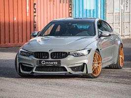 BMW M4 CS ladí u G-Power na rovných 600 koní: titulní fotka