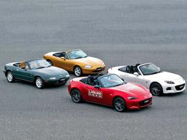 Jay Leno: Kupujte Toyoty Prius a Mazdy MX-5: titulní fotka