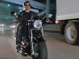 Hasta la vista! Terminátorův Harley míří do aukce: titulní fotka