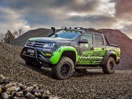 Volkswagen Amarok od BBM Motorsport je pěkné monstrum do terénu: titulní fotka