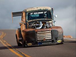 Otřískanej pick-up Ford by vám natrhnul…: titulní fotka