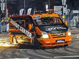 12 aut, které byste na drifterské soutěži nečekali: titulní fotka