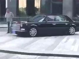 Grand Tour na dalekém východu. Clarkson označil čínskou limuzínu za nejvíc cool auto: titulní fotka