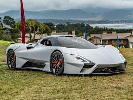 SSC Tuatara chce být nejrychlejším autem na světě. Pojede prý přes 480 km/h: titulní fotka