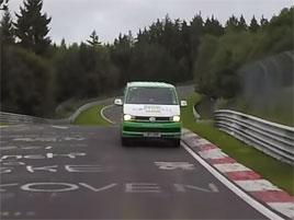 Na Nürburgringu se zrodil další rekord. A možná trochu vyděsil Škodu: titulní fotka