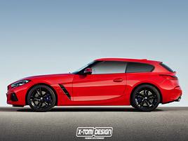 Nové BMW Z4 jako shooting brake. Tohle chceme vidět na silnici!: titulní fotka