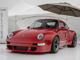 Další auto, o kterém můžete snít. Gunther Werks nabízí karbonovou 911: titulní fotka