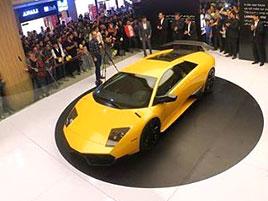 V Íránu představili vlastní Lamborghini Murciélago. Má motor z Hyundaie: titulní fotka