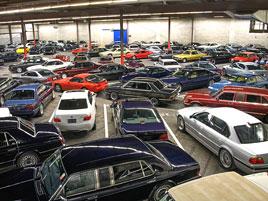 Do prodeje míří úžasná sbírka nejlepších aut 80. a 90. let. Pozor, ať se u čtení neposlintáte: titulní fotka