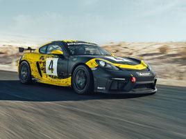 Zapomeňte na karbon, podle Porsche budoucnost patří lnu: titulní fotka